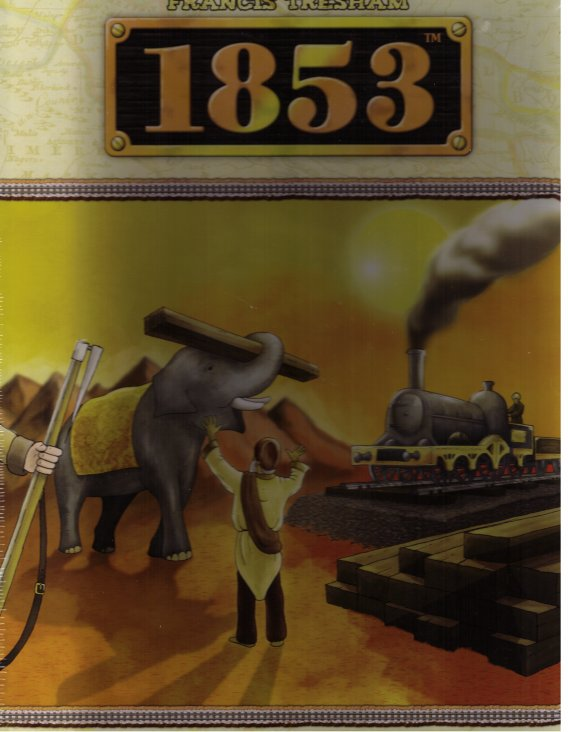 1853 by Mayfair Games / Lookout Games