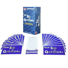 21st Century 20 Questions Cards by University Games