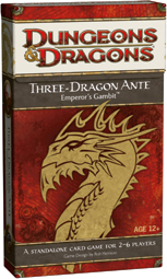 Dungeons & Dragons: Three-Dragon Ante - Emperor's Gambit by Wizards of the Coast