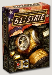 51st State Card Game by Toy Vault, Inc.