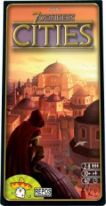 7 Wonders: Cities by Asmodee Editions