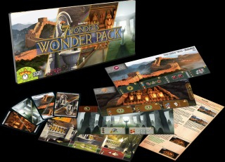 7 Wonders: Wonder Pack by Asmodee Editions