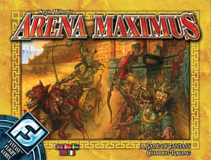 Arena Maximus by Fantasy Flight