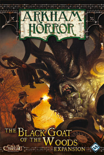 Arkham Horror: Black Goat Of The Woods Expansion by Fantasy Flight Games