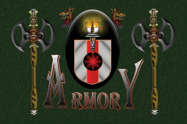 Armory Card Game by MEK Games