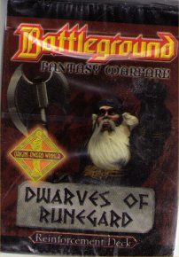 BFW Dwarves of Runegard Reinforcement (Battleground Fantasy Warfare) by YOUR MOVE GAMES