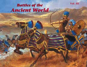 Battles Of The Ancient World Complete Set by Decision Games