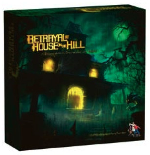 Betrayal At House On The Hill by Wizards of the Coast