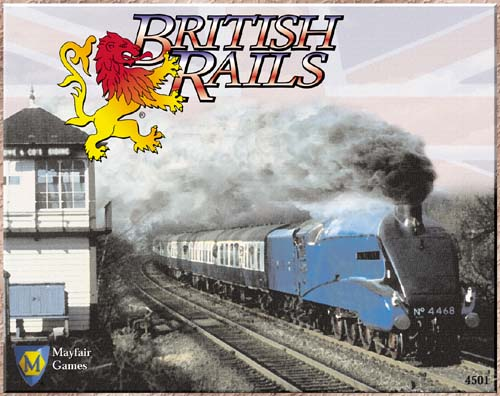 British Rails by Mayfair Games