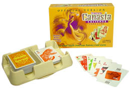 Canasta Caliente (Deluxe Edition) by Winning Moves US