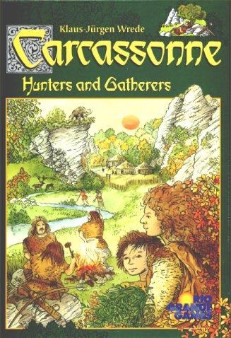 Carcassonne: Hunters & Gatherers by Rio Grande Games