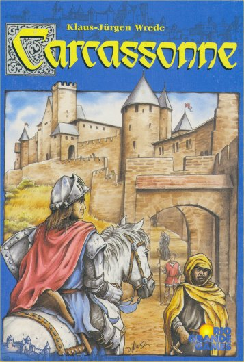 Carcassonne by Rio Grande Games