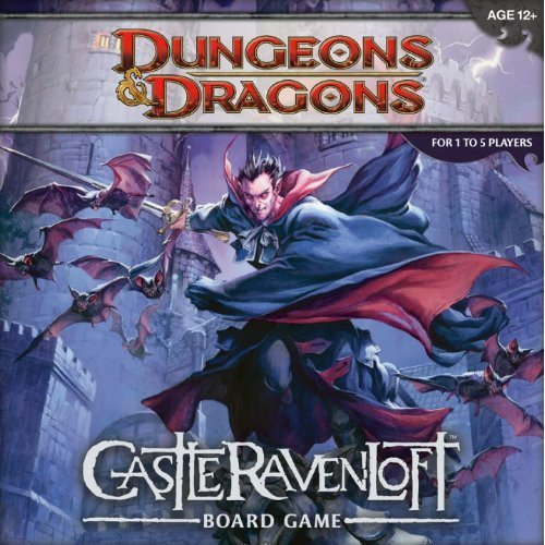 Dungeons & Dragons: Castle Ravenloft Boardgame by Wizards of the Coast
