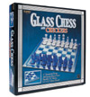 "Chess and Checkers Set (14"" Glass) by Fundex Games"