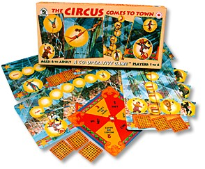The Circus Comes to Town by Family Pastimes