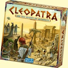 Cleopatra And The Society Of Architects by Days of Wonder, Inc