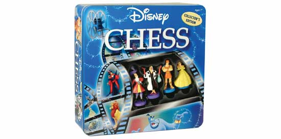 Disney Chess Set by USAOpoly