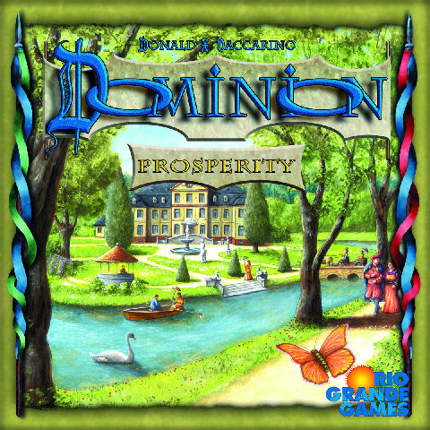 Dominion: Prosperity by Rio Grande Games