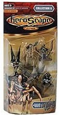 Heroscape Expansion Set - Heroes of Durgeth (Dawn of Darkness) - Wave 6 by Hasbro