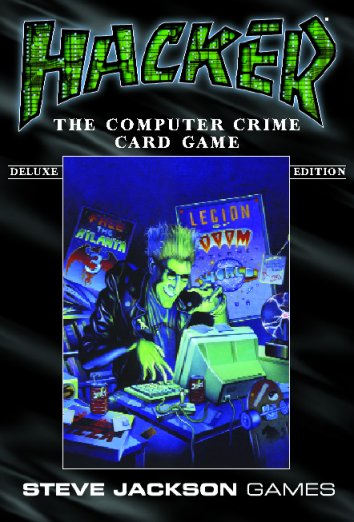 Hacker (Deluxe Edition) by Steve Jackson Games