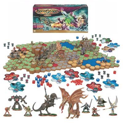 Heroscape Game Master Set by Hasbro