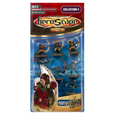 Heroscape Expansion Set - Soulborgs and Elves (Zanafor's Discovery) - Wave 4 by Hasbro