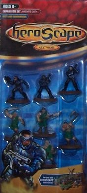 Heroscape Expansion Set - Kilts and Commandos (Jandar's Oath) - Wave 3 by Hasbro