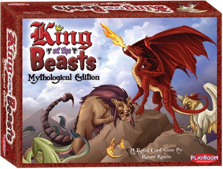 King of the Beasts - Mythological Edition by Playroom Entertainment