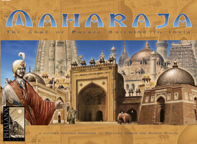 Maharaja by Mayfair Games