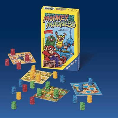 Monkey Madness by Ravensburger