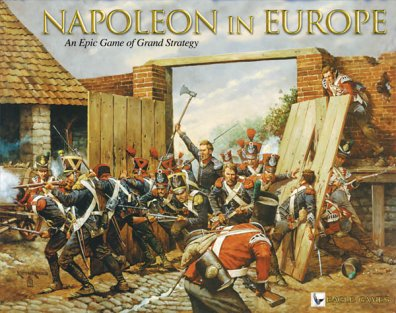 Napoleon in Europe by Eagle Games