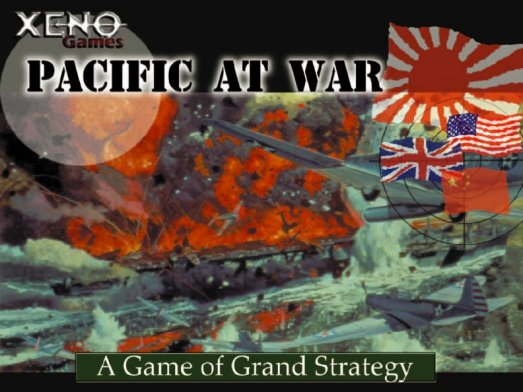 Pacific at War by Xeno Games