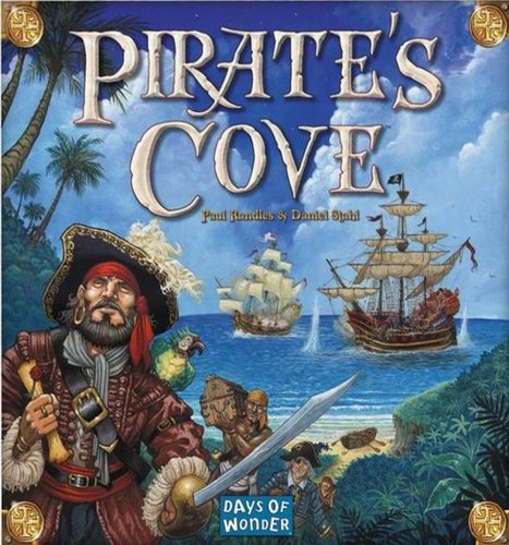 Pirate's Cove by Days of Wonder