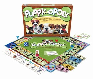 Puppy-Opoly by Late For the Sky Production Co., Inc.