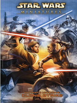 Star Wars CMG: Ultimate Missions - Clone Strike by TSR Inc.