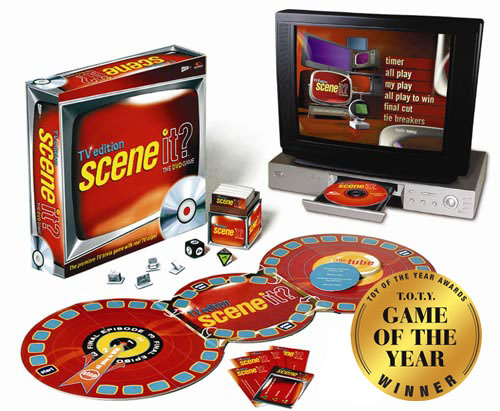Scene it? TV Edition by Screen Life