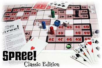 Spree - Classic Edition by Cheapass Games