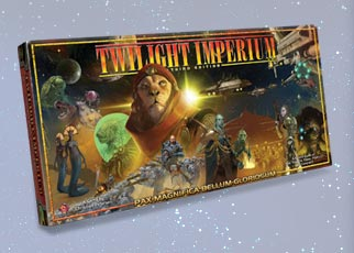 Twilight Imperium 3rd Edition by Fantasy Flight Games