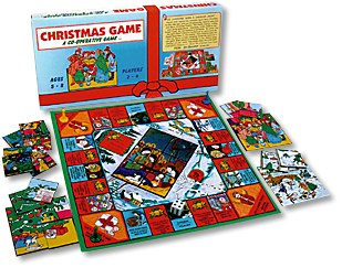 The Christmas Game by Family Pastimes
