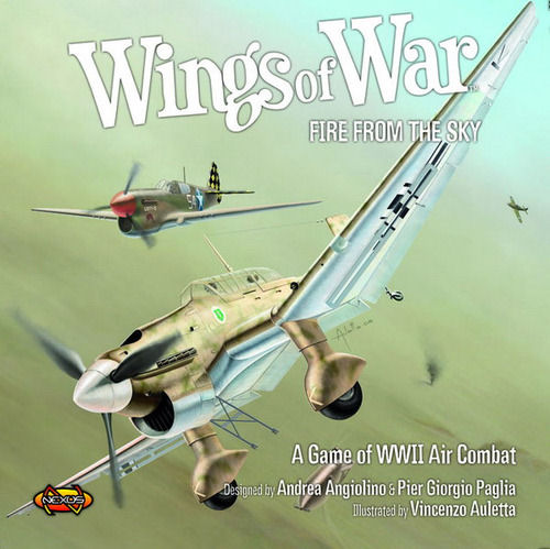 Wings Of War: Fire From The Sky by Fantasy Flight Games
