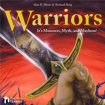 Warriors by Face 2 Face Games