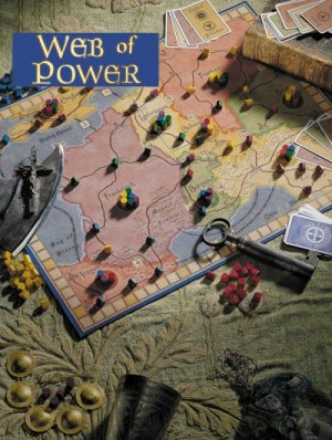 Web of Power by Rio Grande Games