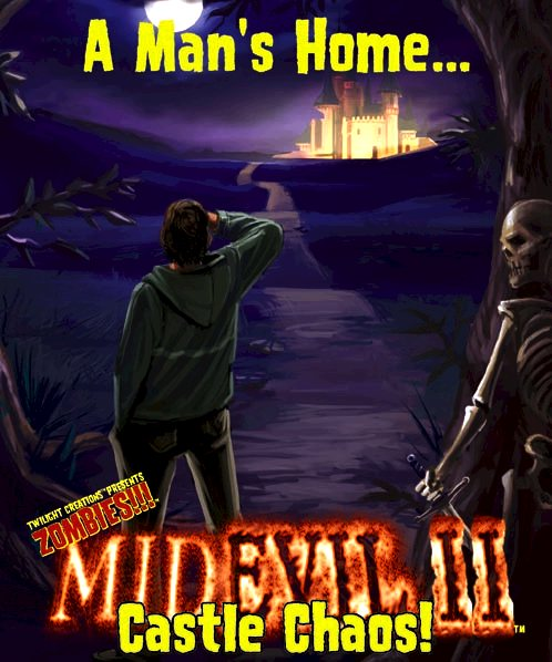 Zombies!!! Midevil 2: Castle Chaos by Twilight Creations, Inc.