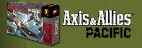 Axis and Allies:Pacific by Avalon Hill