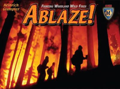 Ablaze by Mayfair Games