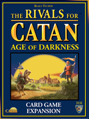 The Rivals For Catan - Age Of Darkness Expansion by Mayfair Games