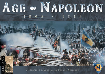Age of Napoleon 2nd Edition by Mayfair Games / Phalanx Games
