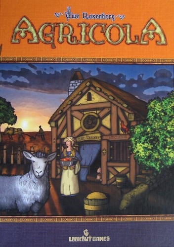 Agricola by Z-Man Games, Inc.