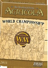 Agricola World Championship Deck Expansion by Z-Man Games, Inc