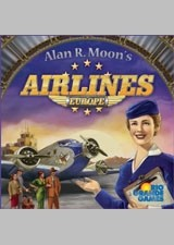 Airlines Europe by Rio Grande Games